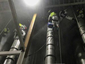 Trabajos de Altura e Industria